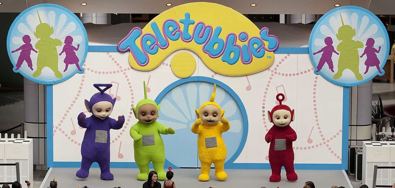 'Genius' behind 'Teletubbies' in new go-to-sleep kids show