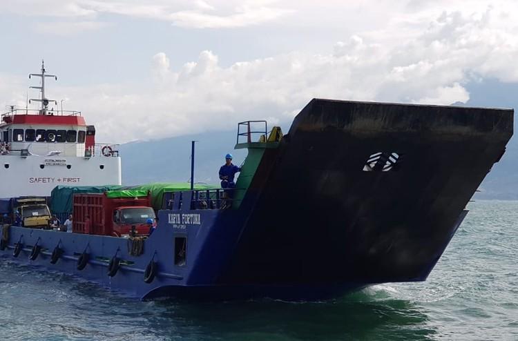 Pertamina sends 5,040 LPG canisters to Palu