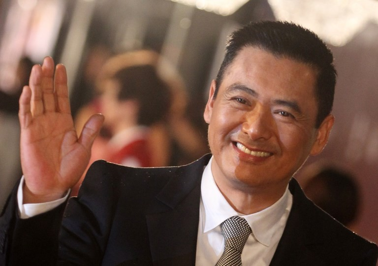 Movie star Chow Yun-fat to give entire fortune to charity