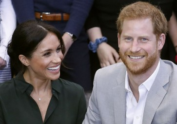 Prince Harry and wife Meghan expecting a baby: Official