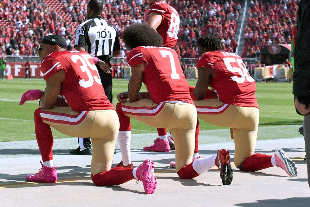 Trump has change of heart, Kaepernick 'absolutely' deserves a shot