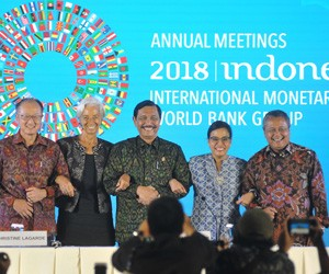 IMF-WB Annual Meetings end with a call for enhanced cooperation