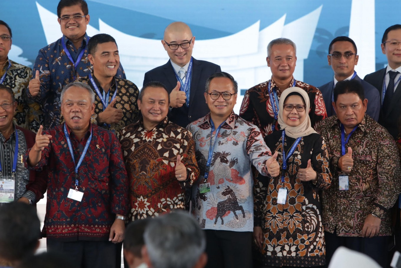Bank Mandiri rolls out Rp 2,041t for Terbanggi Besar-Kayu Agung toll road