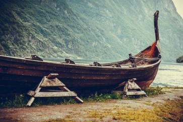Norway makes rare discovery of Viking ship traces