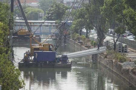 Open defecation still rampant in West Jakarta