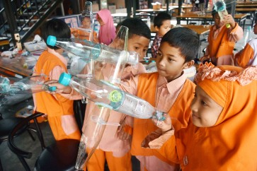 Group warns of hazardous plastic waste imports to Indonesia