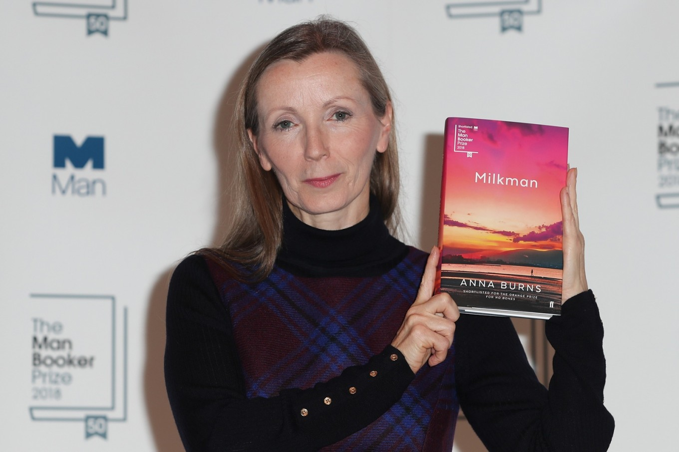 Novel set in Northern Ireland conflict wins Booker Prize