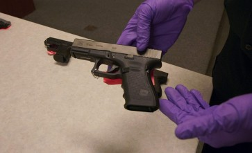Film lifts lid on Austria's secretive Glock pistol empire