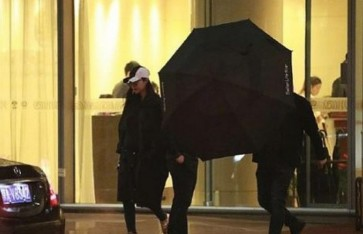 Fan Bingbing spotted for first time in months, outside Beijing airport