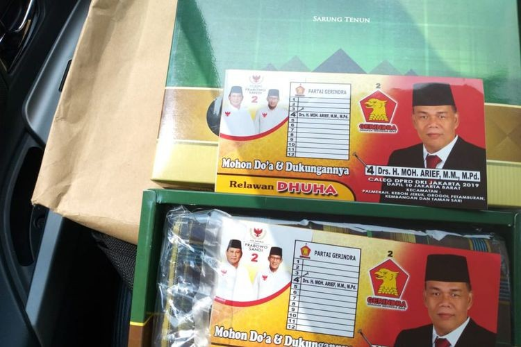 Gerindra councillor reported for campaigning at West Jakarta school