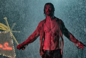 'Bad Times At The El Royale', good times at the movies