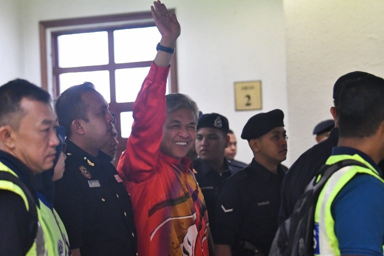 Indonesia disaster 'punishment for gay activities': Malaysia politician