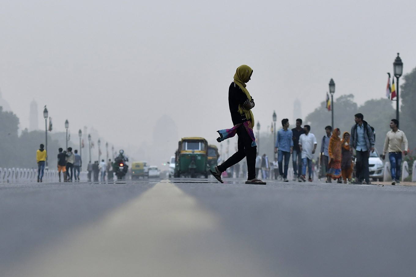 World's fastest growing economy has the world's most toxic air