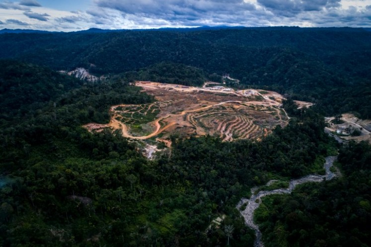 c5f9ce540f6a Batang Toru Dam construction goes on amid concerns for rarest apes,  villagers