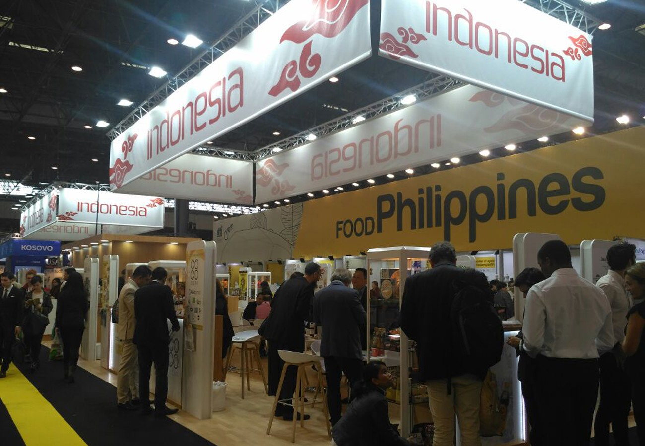 18 Indonesian food producers display products at SIAL Paris