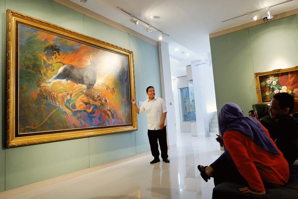Celebrating Basoeki Abdullah's legacy