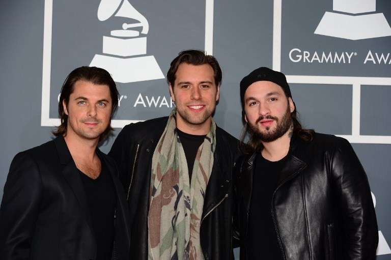 DJ super group Swedish House Mafia reunite