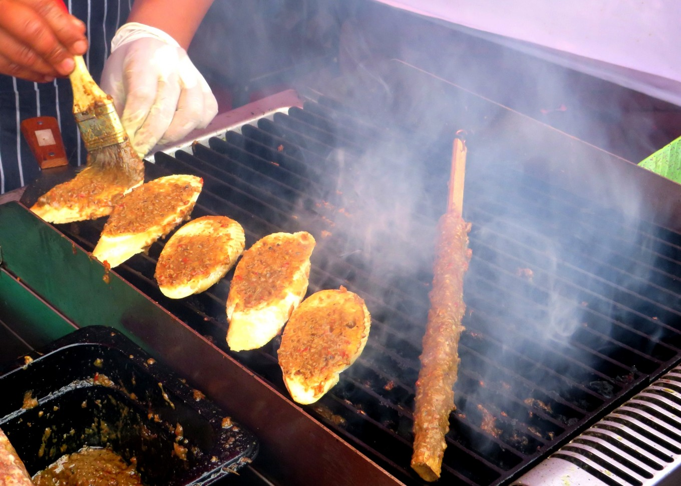 Good Food For All At Batu Street Food Festival Food The Jakarta Post
