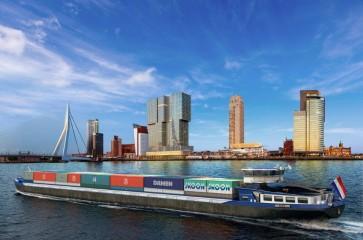 Zero carbon at sea? Rotterdam port eyes a greener future