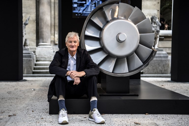 British billionaire James Dyson snaps up Singapore's priciest penthouse