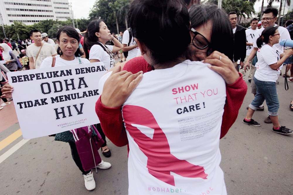 'Our lives are at stake': People with HIV/AIDS face drugs scarcity