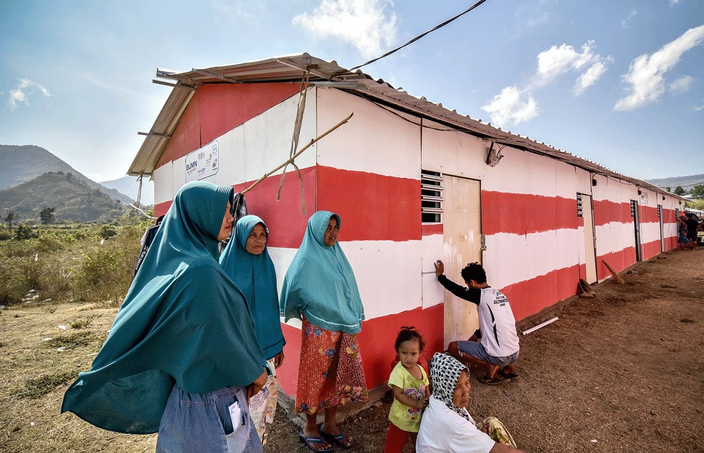 Religion used as approach to disaster mitigation in West Nusa Tenggara