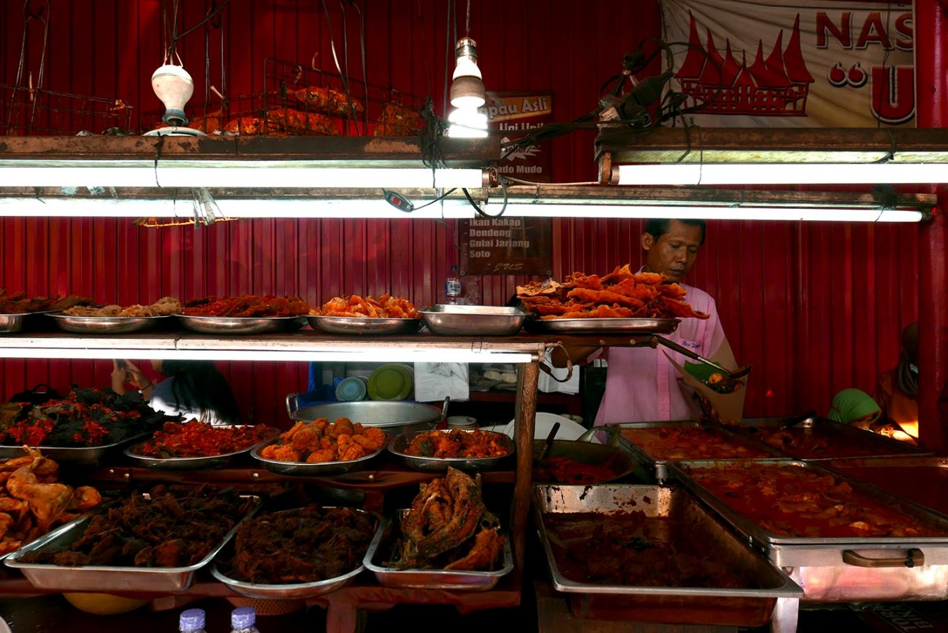 Where to have 'sahur' in Jakarta
