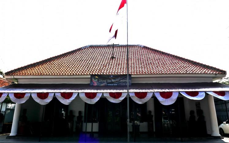 Visitors can find the Sumpah Pemuda Museum on Jl. Kramat Raya.