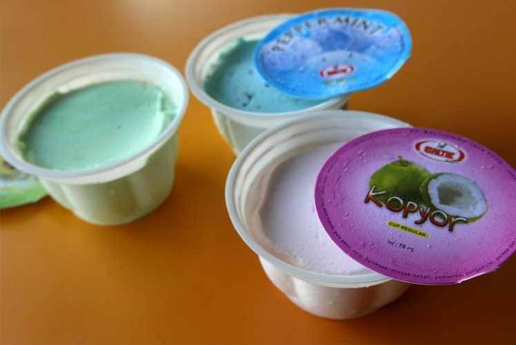 Baltic Ice Cream, first established in 1939, continues to serve creamy, icy delights in the same location.