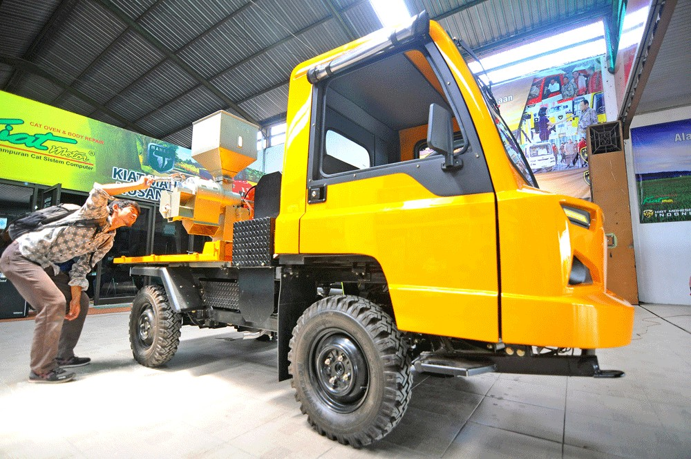 Nigerian conglomerate Dangote to purchase 10,000 Indonesian-made rural vehicles: Ministry