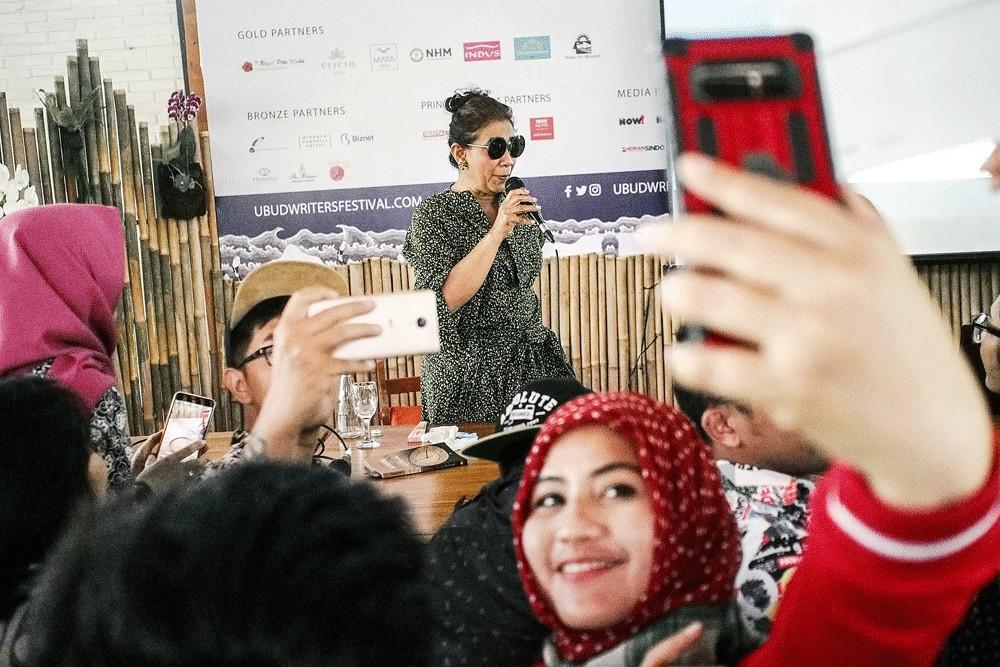 Writers, activists gather for Ubud festival