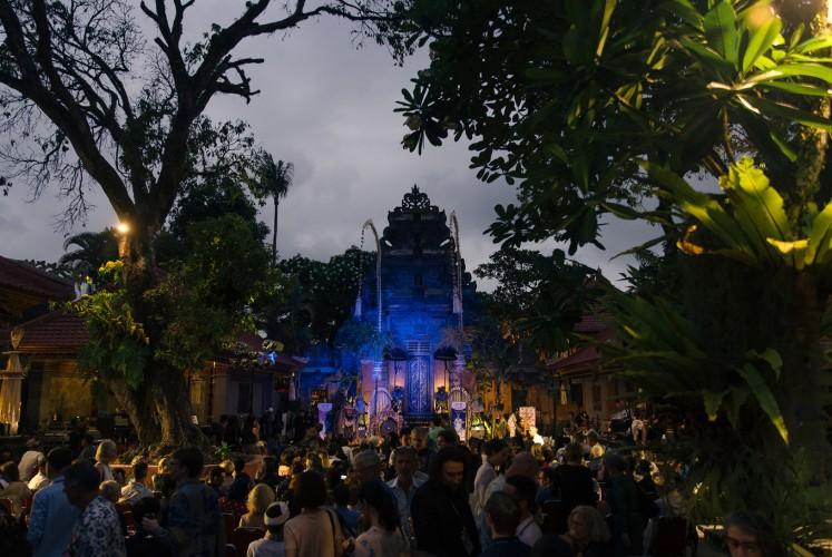 Kevin Kwan, Eka Kurniawan in lineup at upcoming 'rebuild Bali' festival
