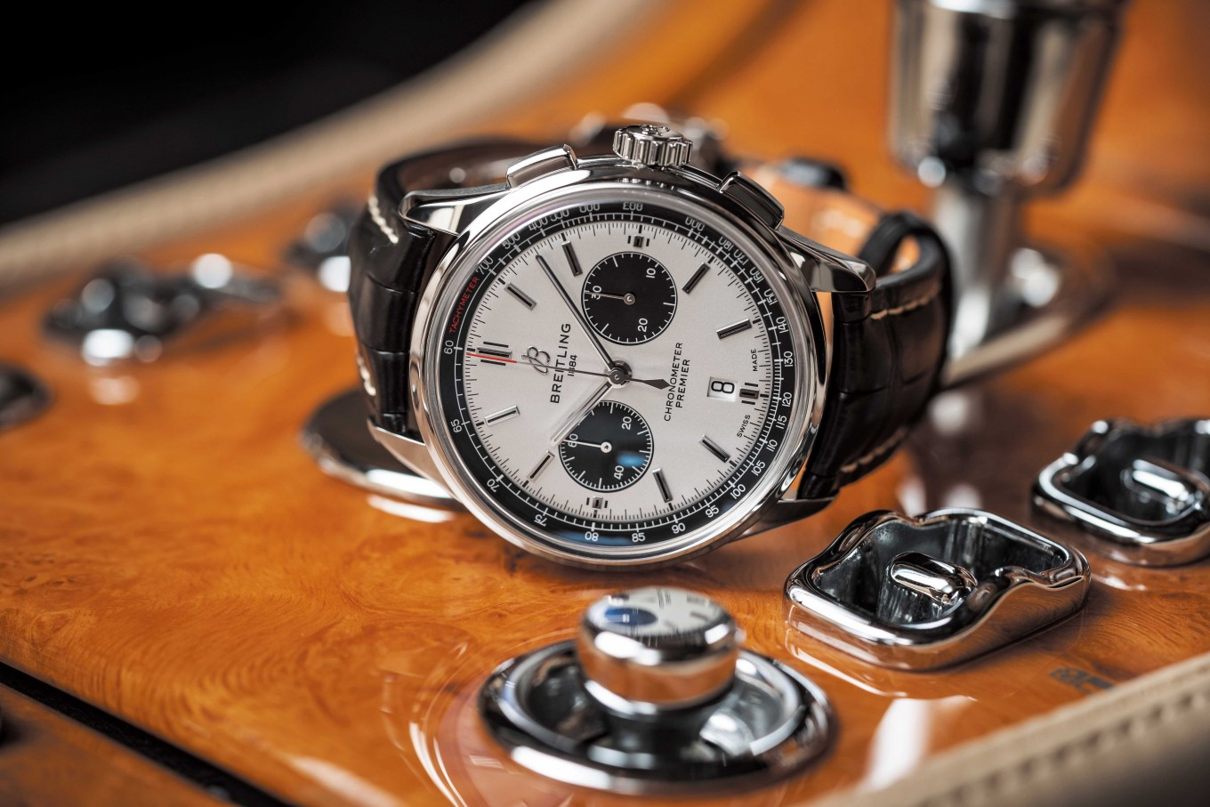 Breitling unveils new Premier line for everyday use