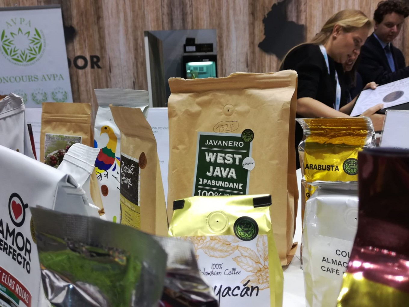 23 Indonesian coffees recognized in French gourmet product competition