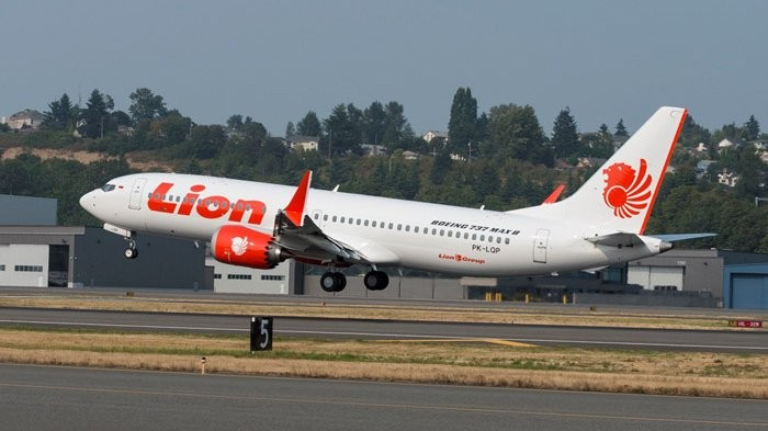 US lawsuit blames Lion Air crash on Boeing's 'dangerous' airplane