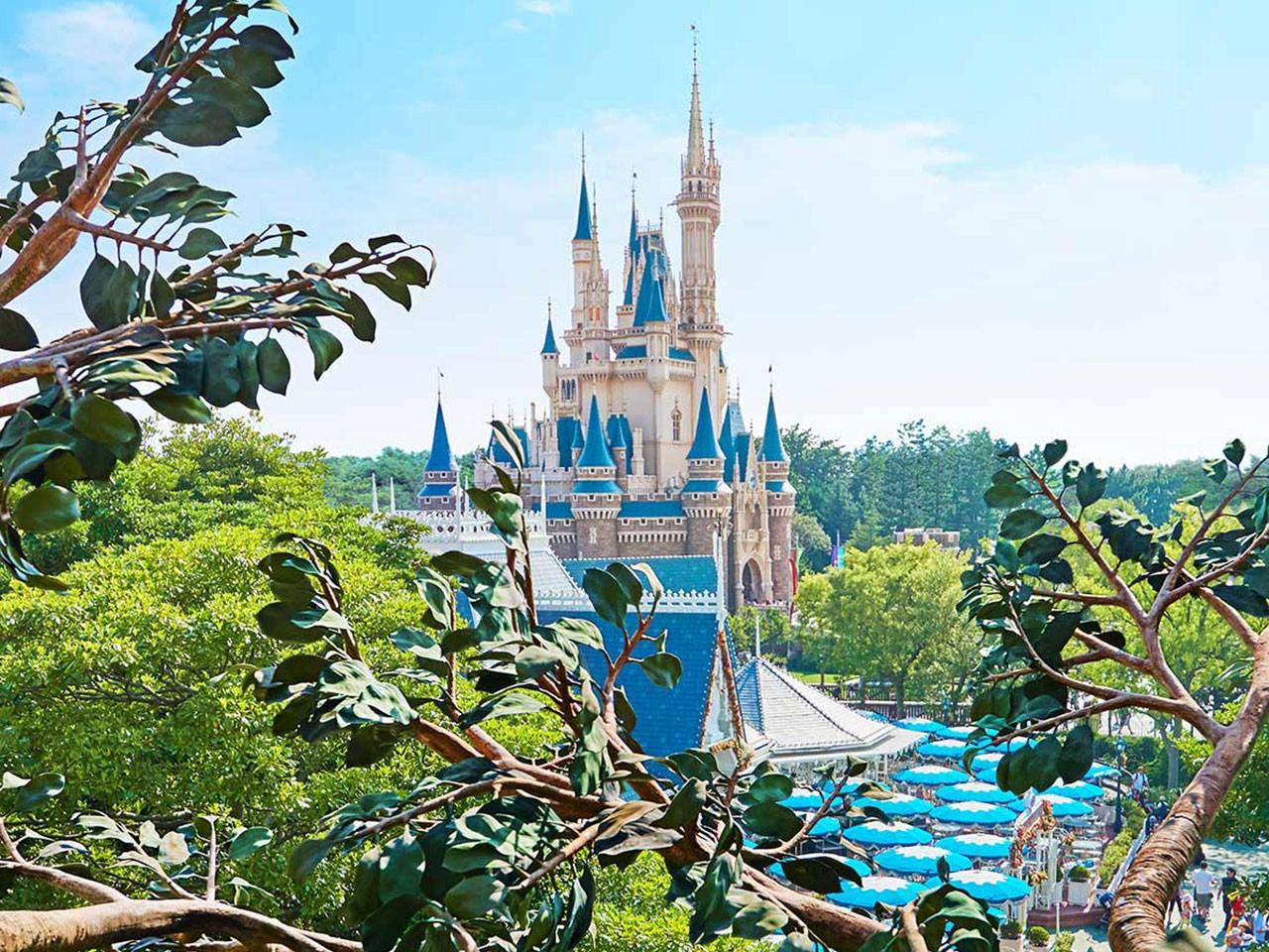Experiencing Tokyo Disneyland to the fullest