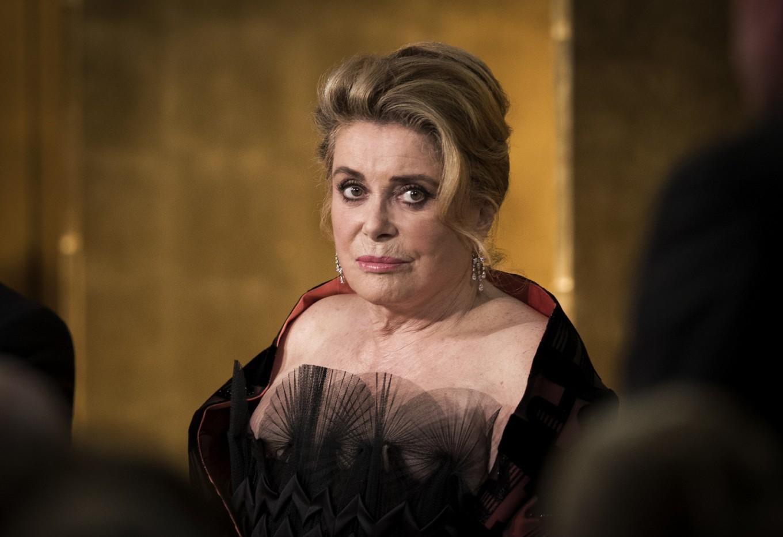 French film icon Catherine Deneuve suffers stroke