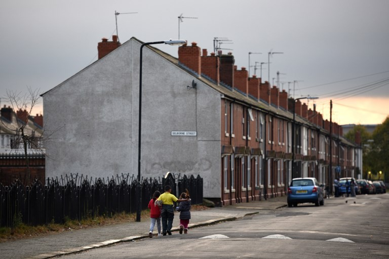 Gang convicted of child sex abuse in UK town