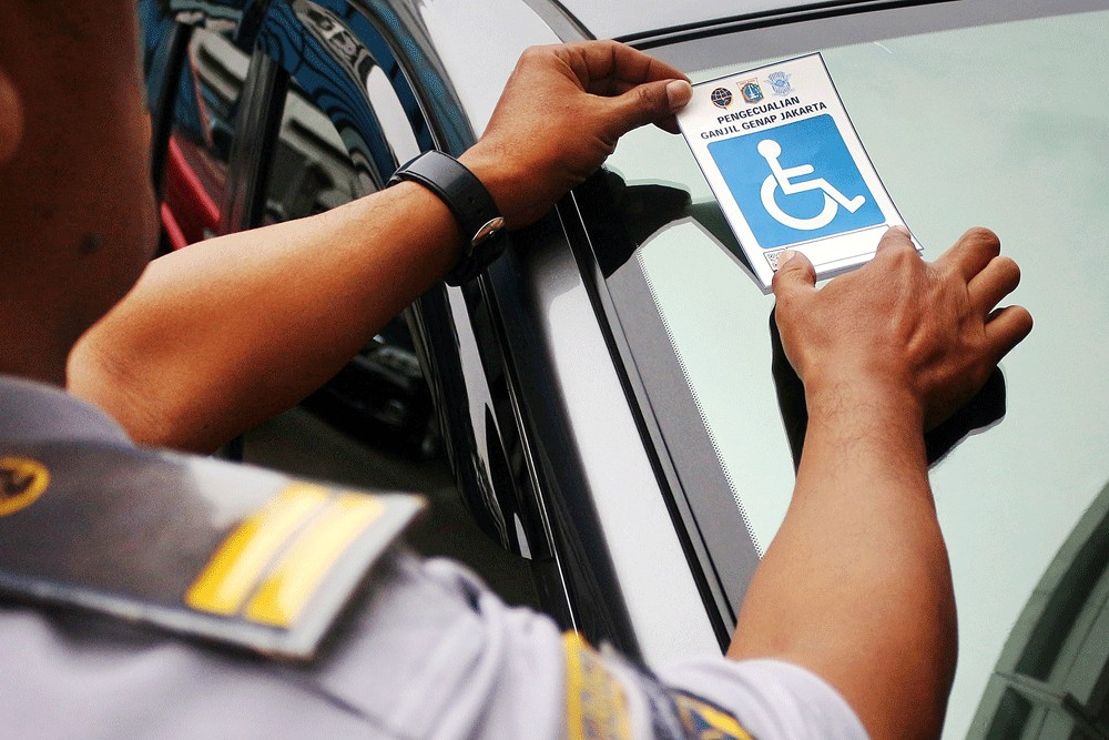 Technology can help equality of people with disabilities