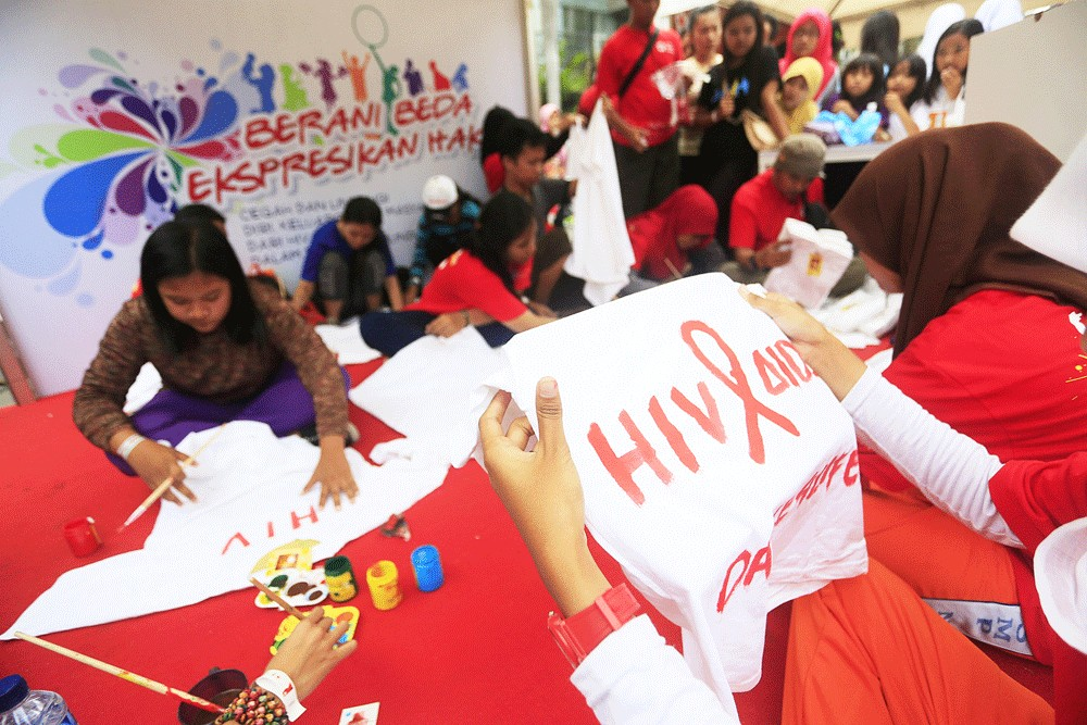 'We had no choice': Surakarta school expels students with HIV/AIDS
