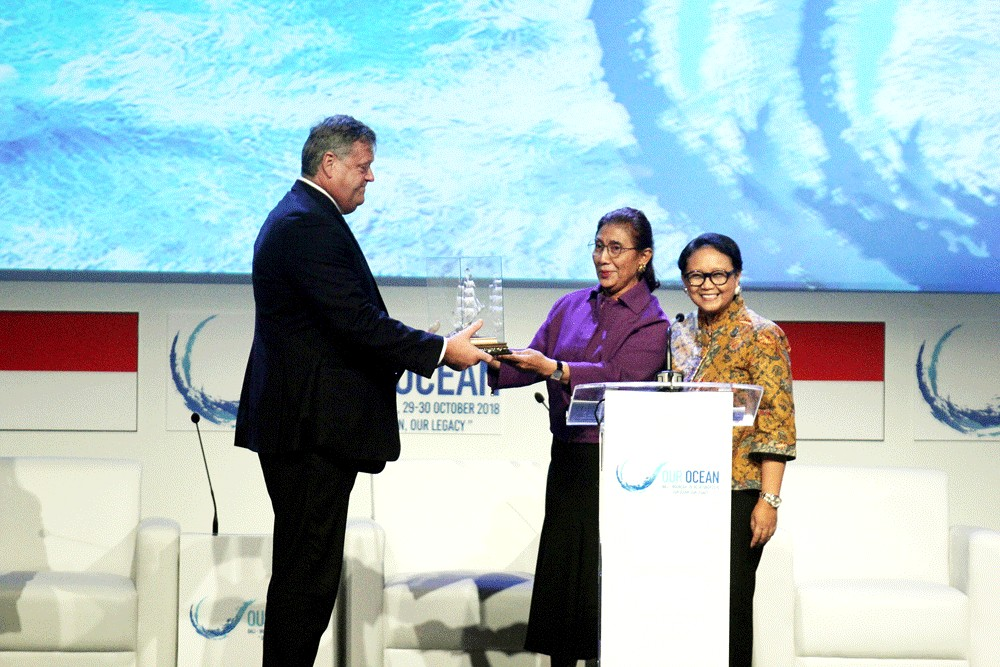 Our Ocean Conference ends with new confidence