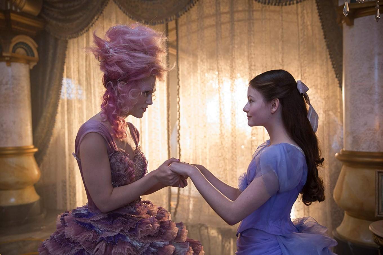 Disney tells a different 'Nutcracker' story on the big screen