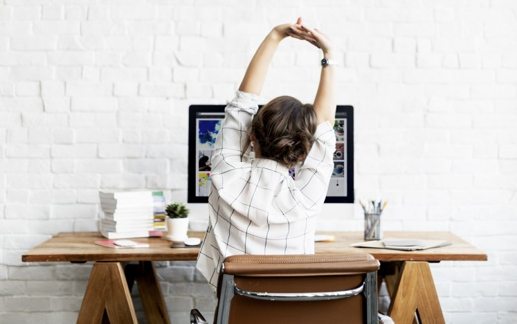 Having a sedentary lifestyle cancels out heart benefits of being a healthy weight