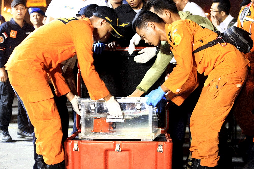 Lesson from Air France crash in Lion Air probe