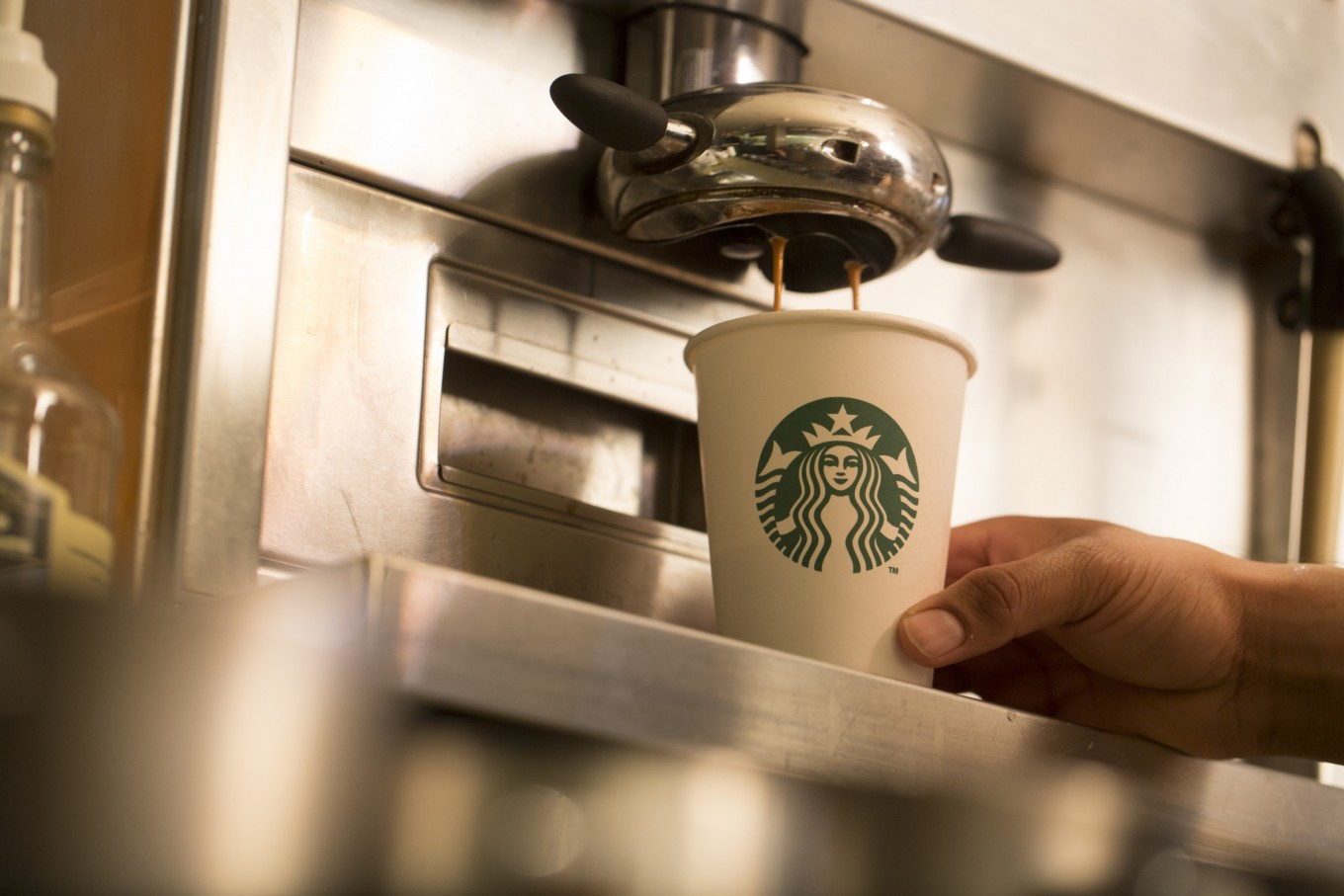 Starbucks gets new drinks from lab to cafe in one-fifth the time