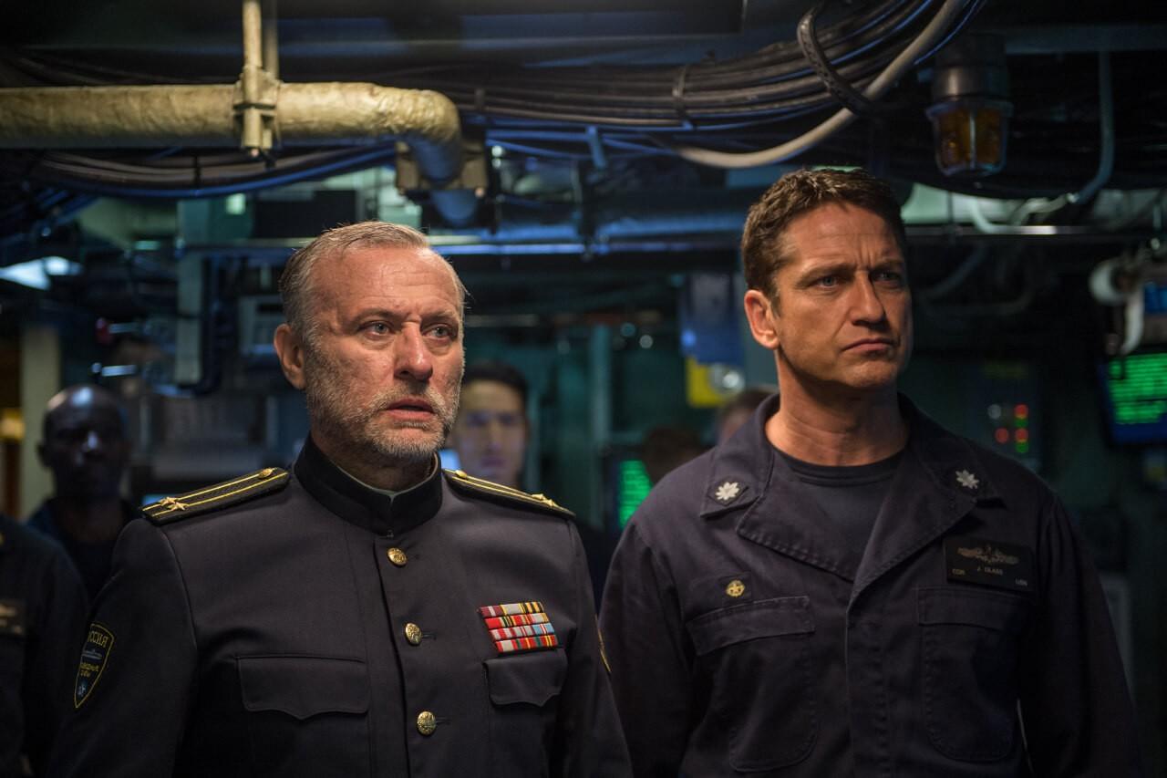 Hollywood submarine flick runs aground in Russia, Ukraine