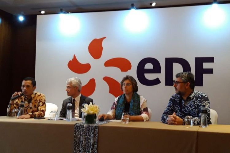 EDF teams up with four companies on renewable energy-powered plants