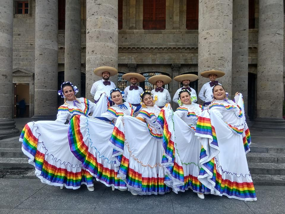 Trans meets tradition in Mexico's LGBT+ dance troupe