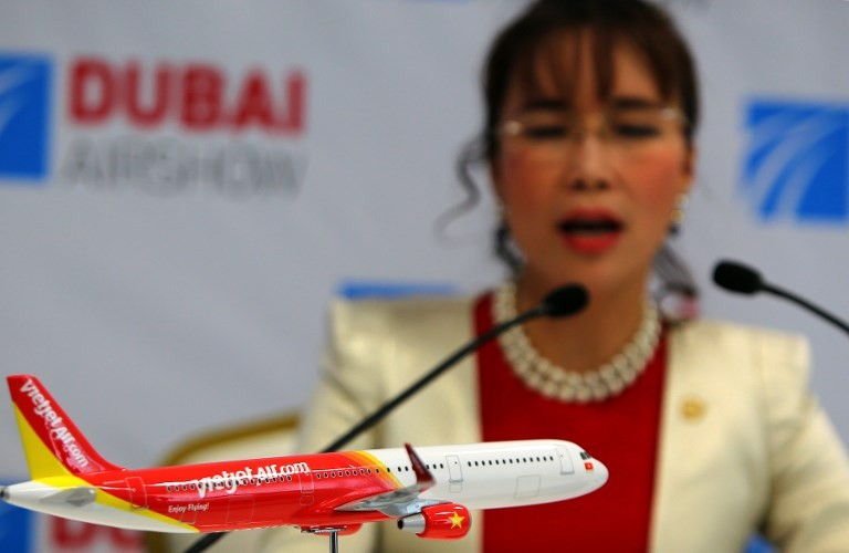 Vietjet inks $6.5b deal with Airbus for 50 planes