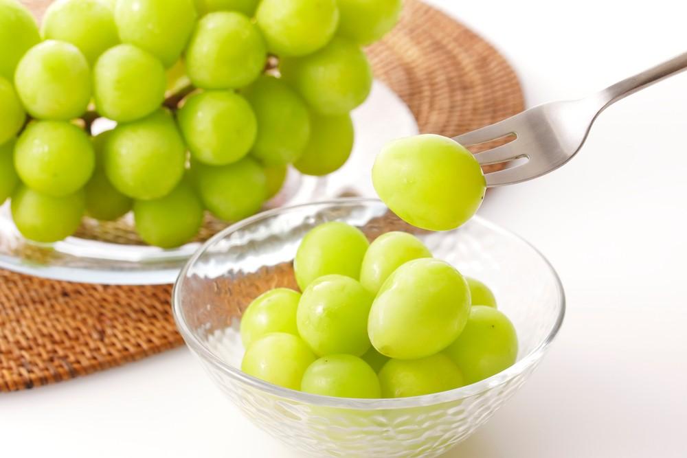 Grape variety with mango taste grows popular in Korea - Food